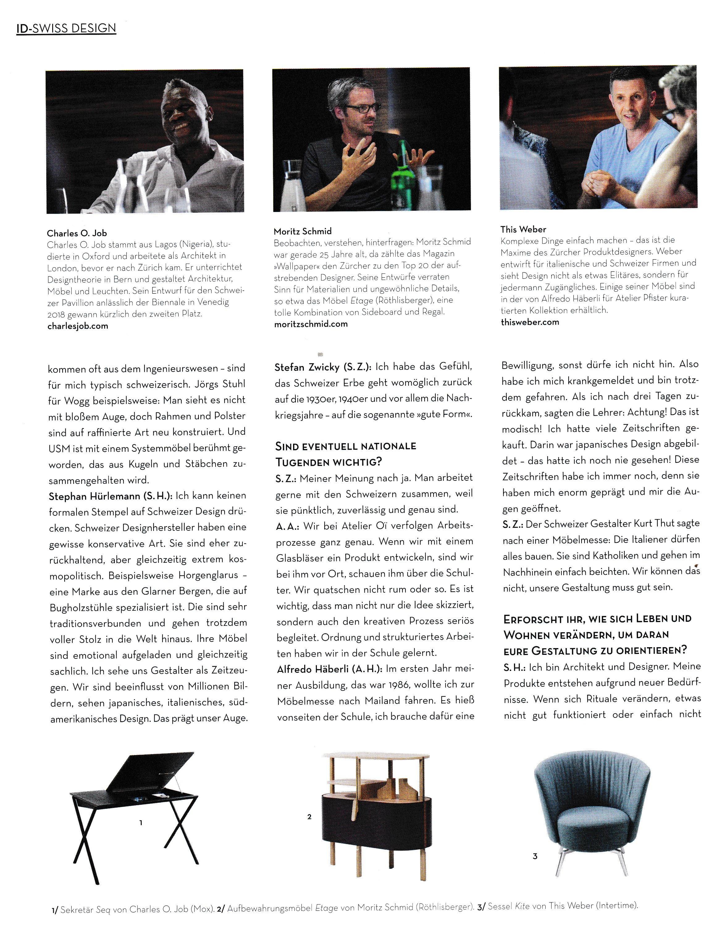 Publications | Charles O. Job